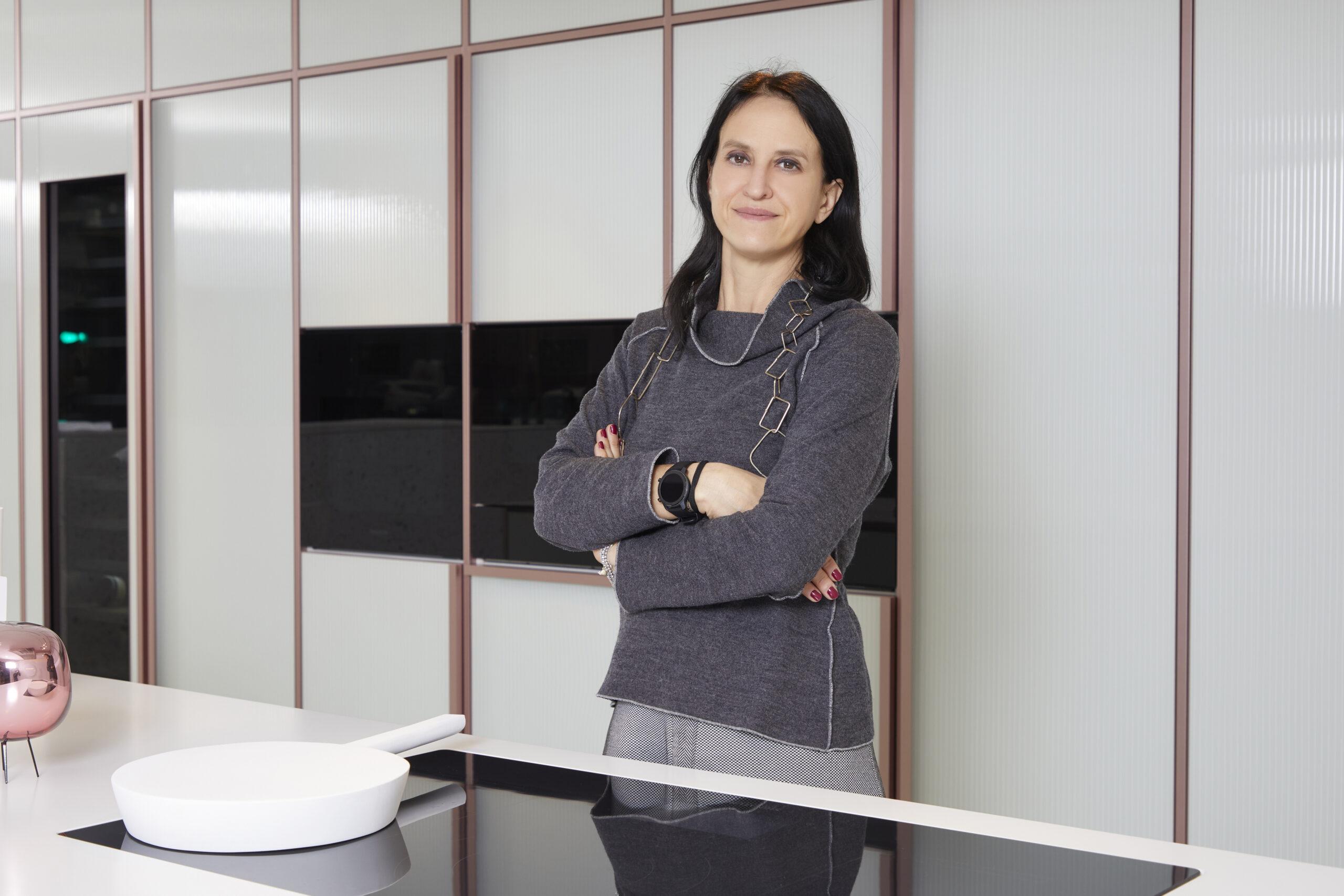 Manuela Ricci - Marketing Manager Italia di Signature Kitchen Suite
